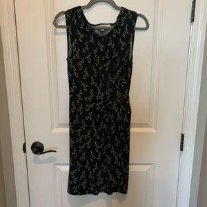 NWT Loft faux wrap dress size XS